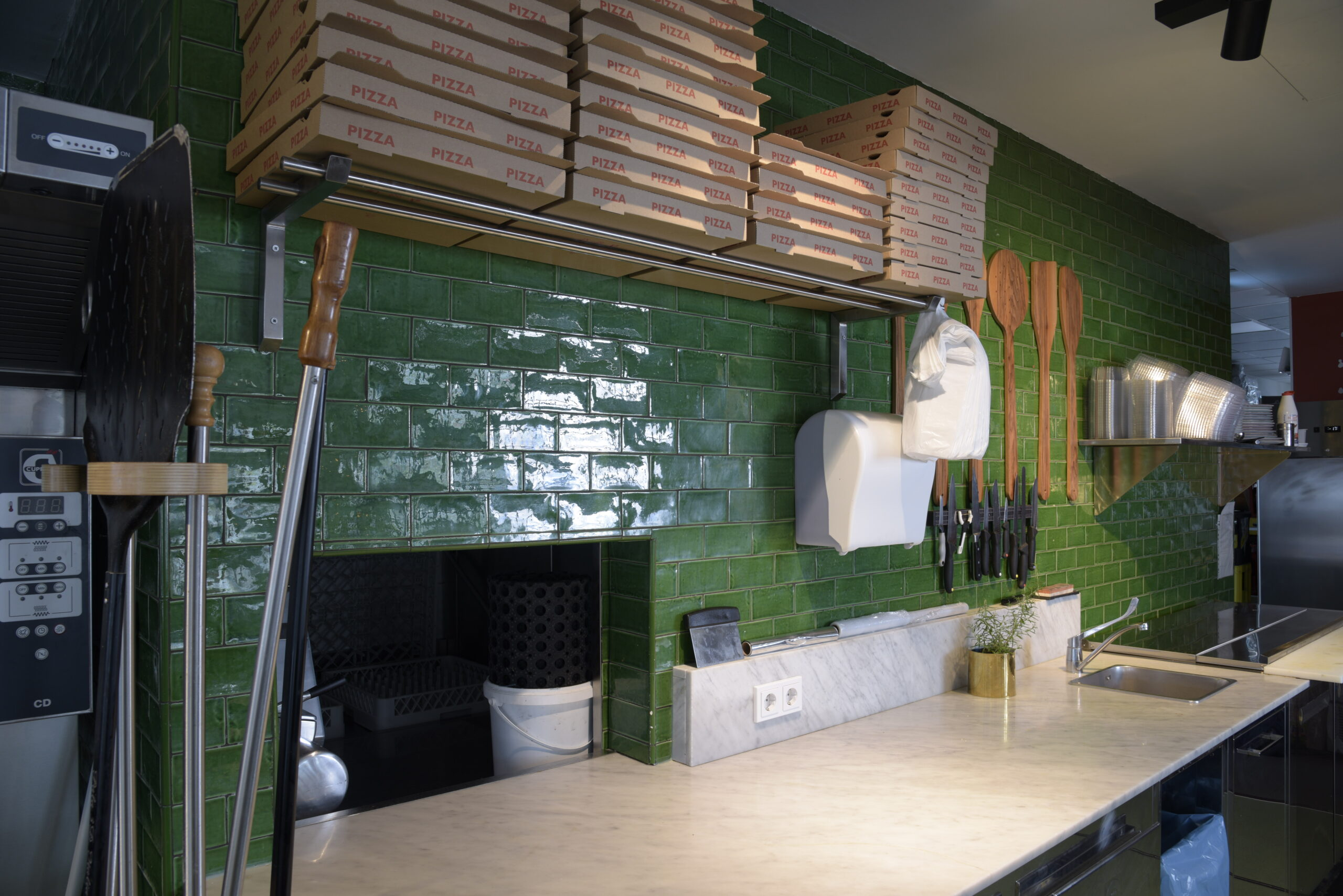 Arredamenti per Pizzerie - Coletti